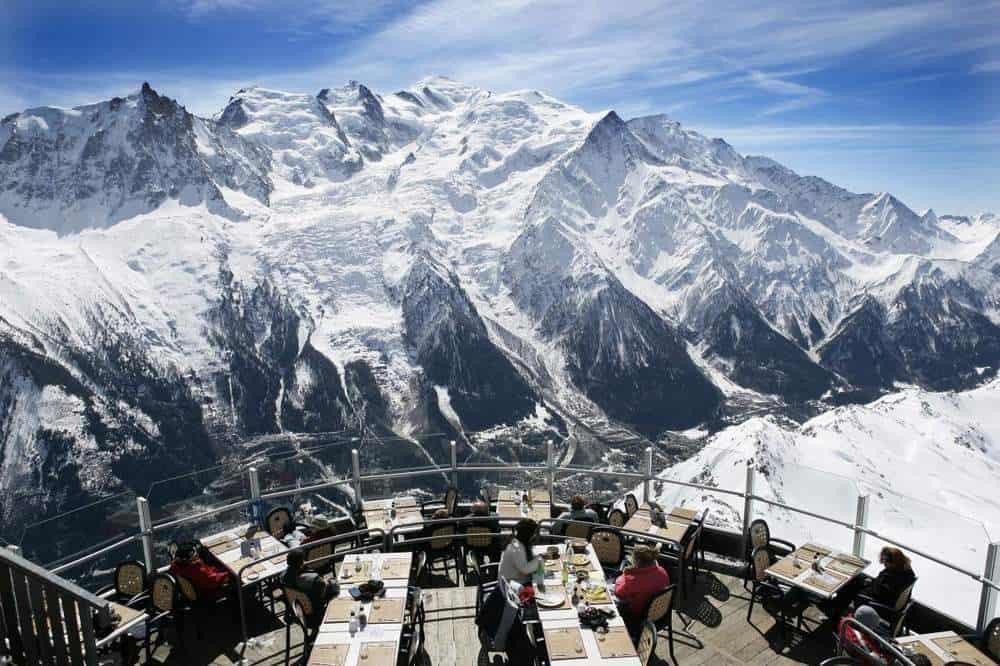 Le Panoramic in Chamonix