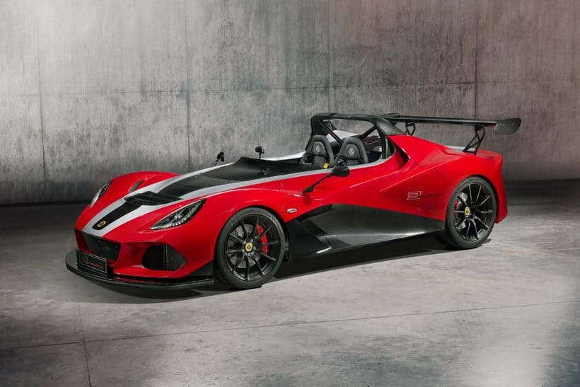 Lotus 3 Eleven 430 Is The Final Edition We Ve All Wanted