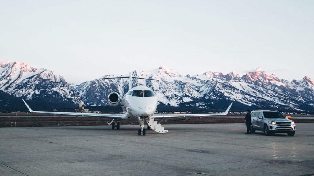 Four Seasons and NetJets