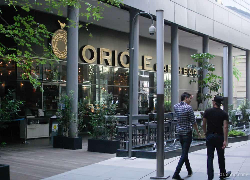 Oriole Café singapore