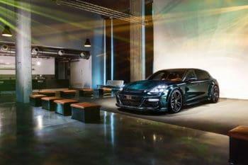 Porsche Panamera Sport Turismo TechArt 1