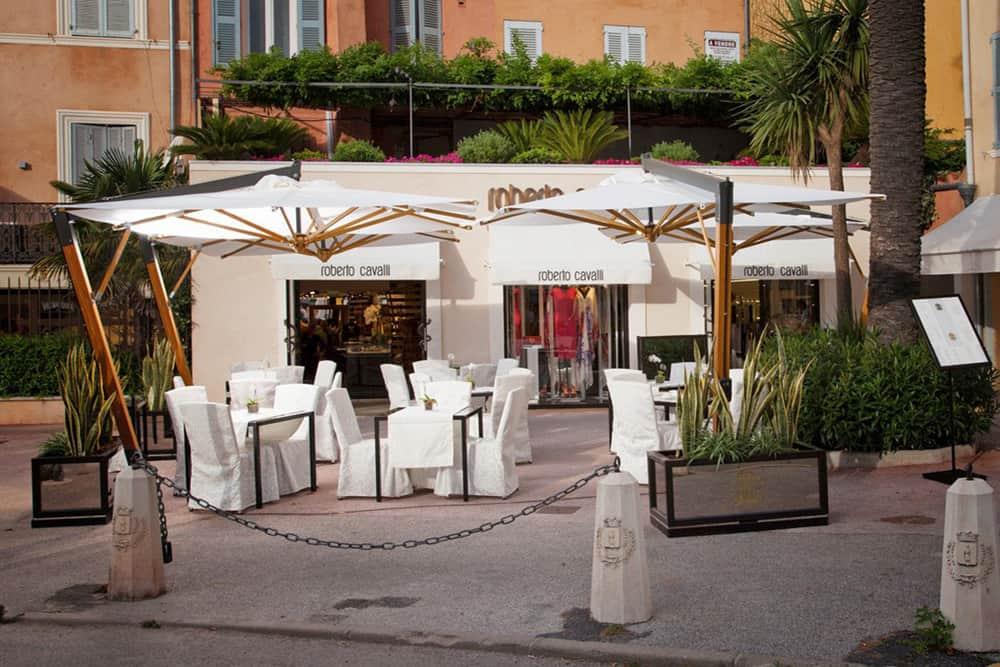 Roberto Cavalli Café st tropez