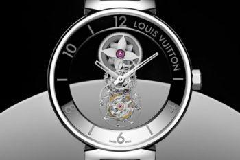 Tambour Moon Mysterious Flying Tourbillon Louis Vuitton 1