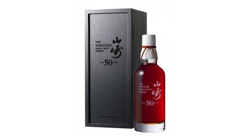 Yamazaki whiskey