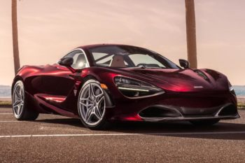 Unique MSO McLaren 720S 1