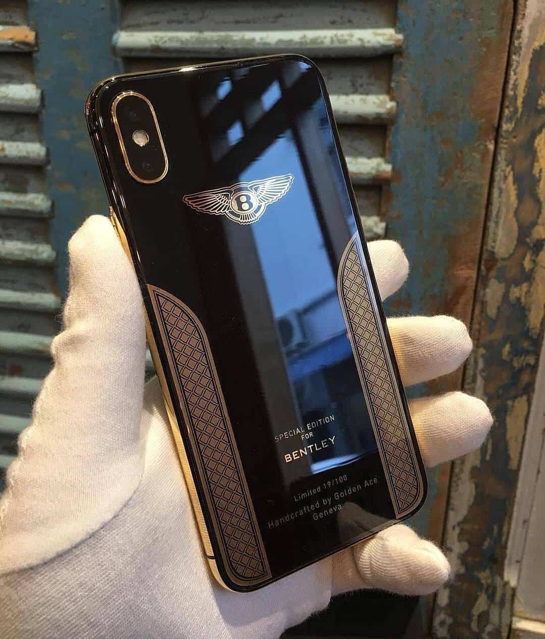 Coque Luxe Iphone  Plus