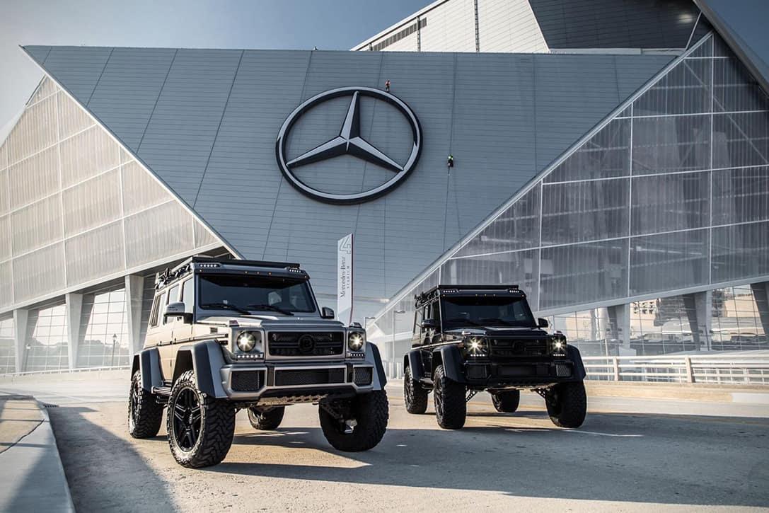 Brabus Mercedes-Benz G-class
