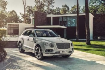 2019 Bentley Bentayga Hybrid 4