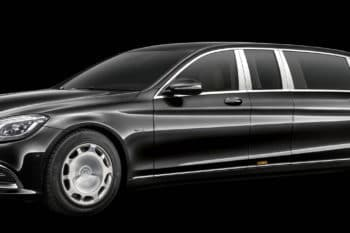 2019 Mercedes-Maybach Pullman 1
