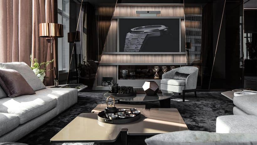 Audemars Piguet S Ap House Redefines Luxury Watch Boutiques