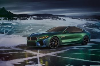 BMW M8 Gran Coupe 6