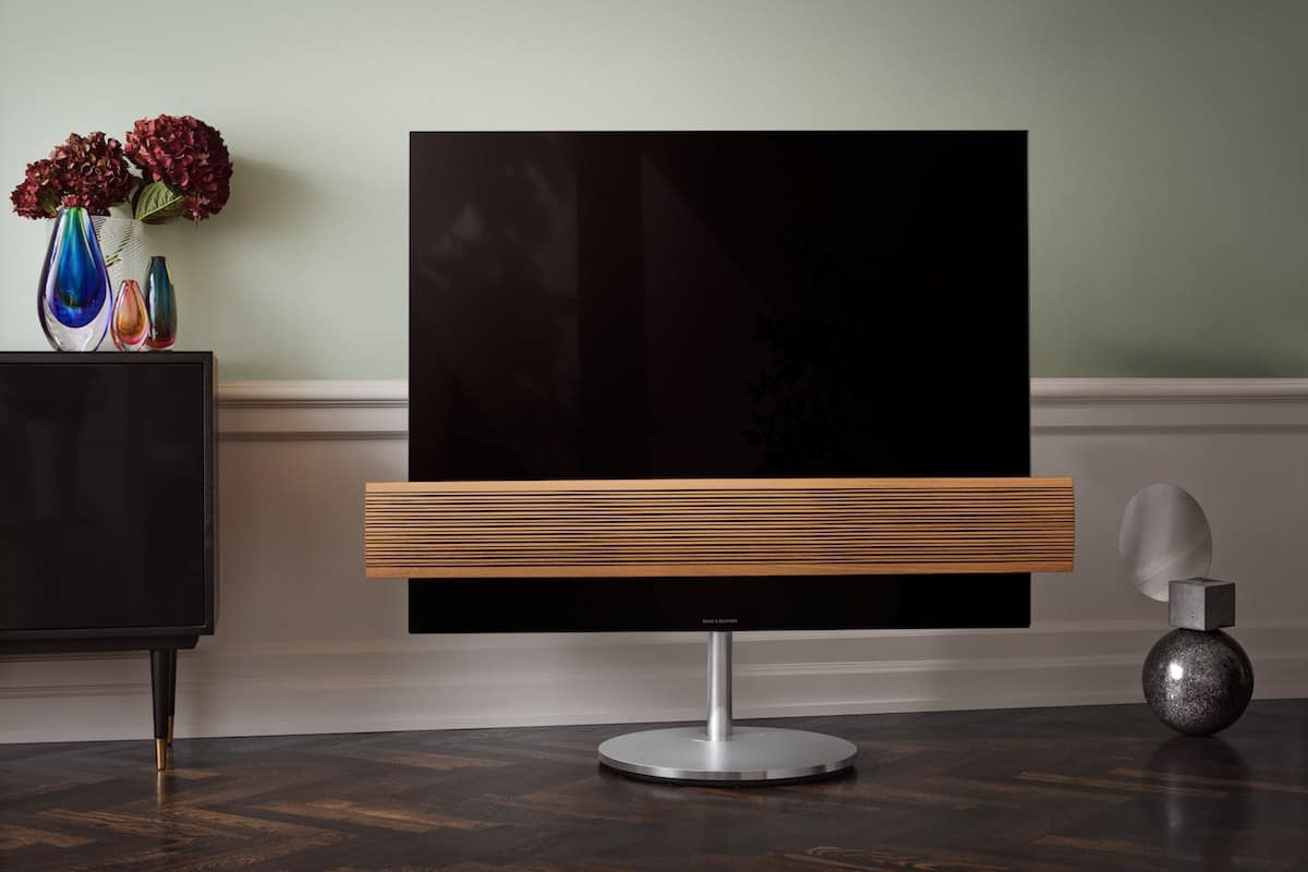 Bang & Olufsen BeoVision Eclipse Wood Edition