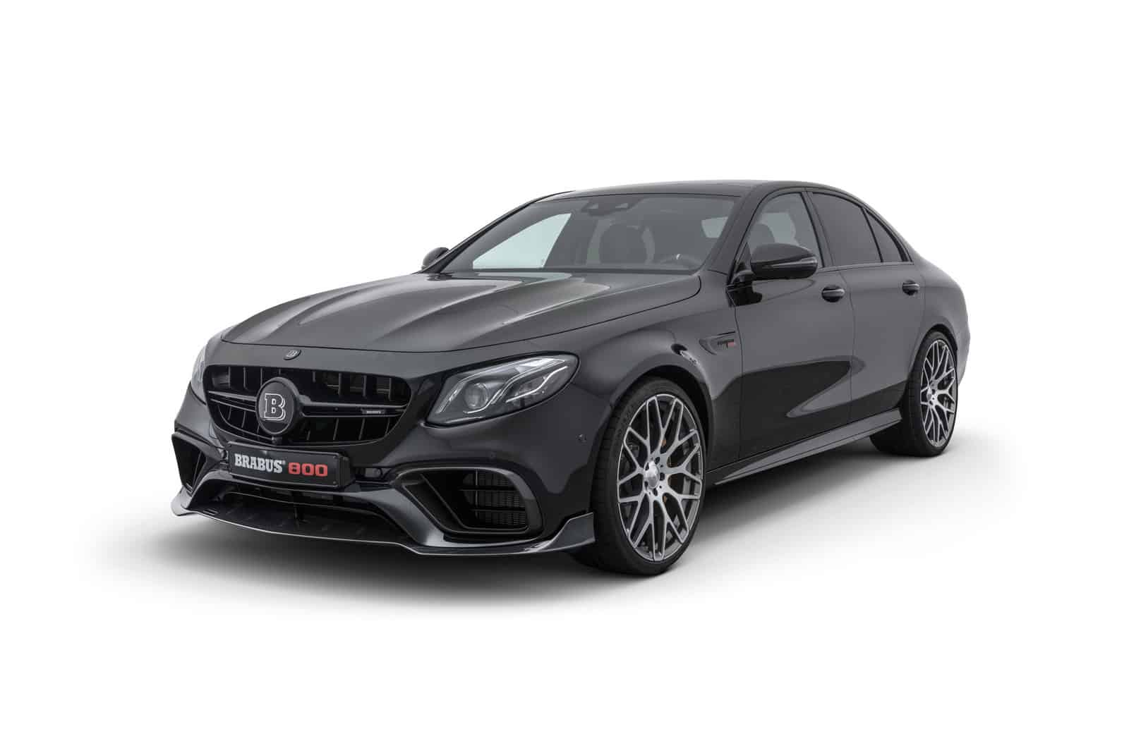 63 Power Wagon >> Brabus 800 Mercedes-AMG E63 S Officially Revealed