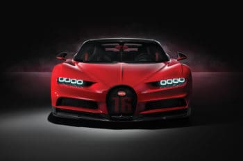Bugatti Chiron Sport 1