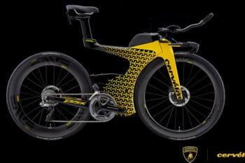 Cervélo P5X Lamborghini Edition Triathlon Bicycle 2