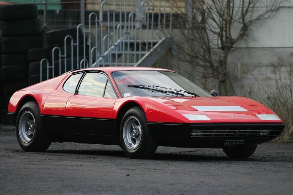Ferrari GT4 Berlinetta Boxer