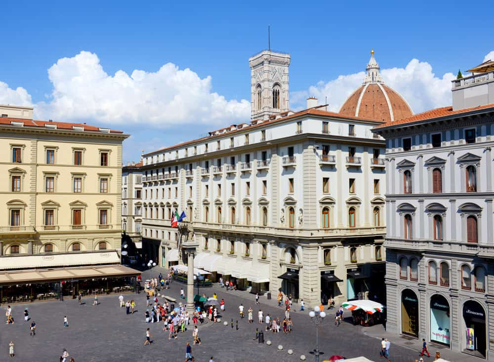 Timeless Elegance has a new Meaning at Hotel Savoy Florence