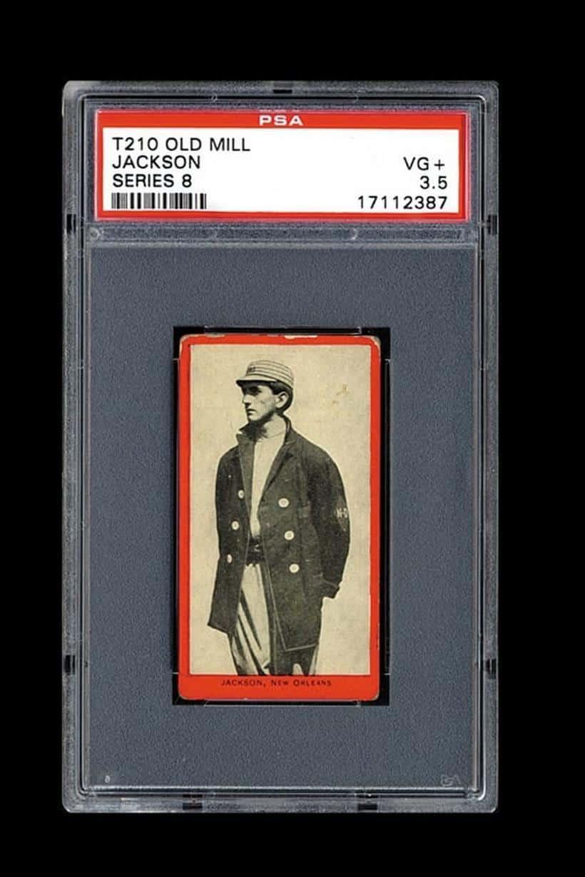 Joe Jackson 1910