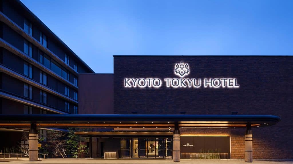 Kyoto Tokyu Hotel is Just Another Reason to Travel to Japan