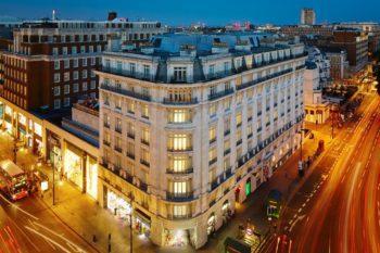 London Marriott Park Lane 1
