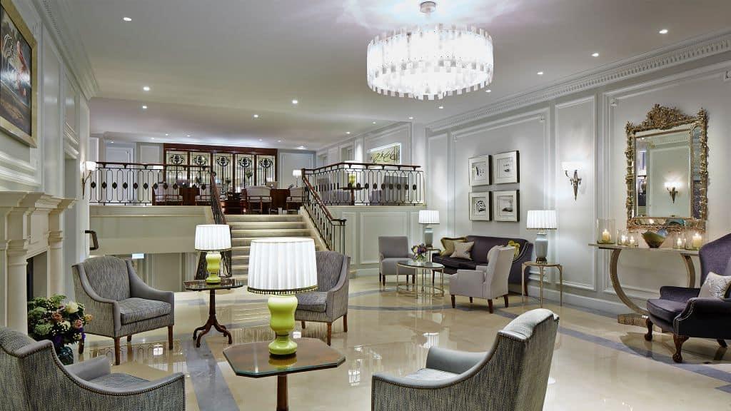 London Marriott Park Lane 9