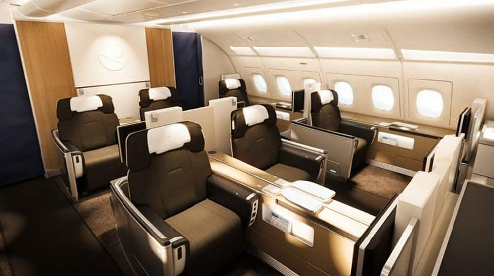 the top 10 most luxurious first class airline cabins. Black Bedroom Furniture Sets. Home Design Ideas