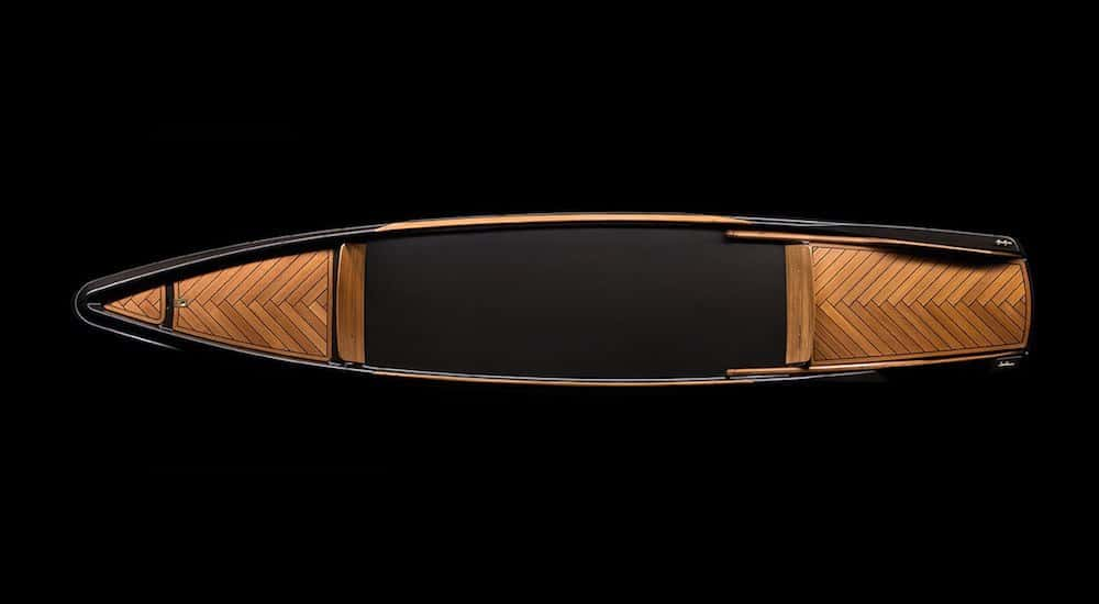 Monocoque Palle Canoe