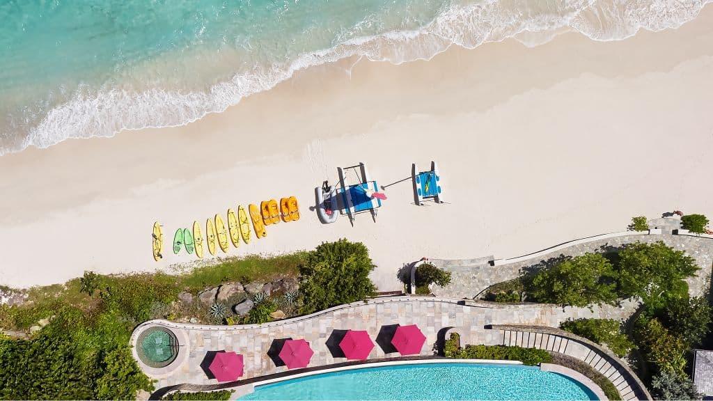 Pink Sands Club Canouan