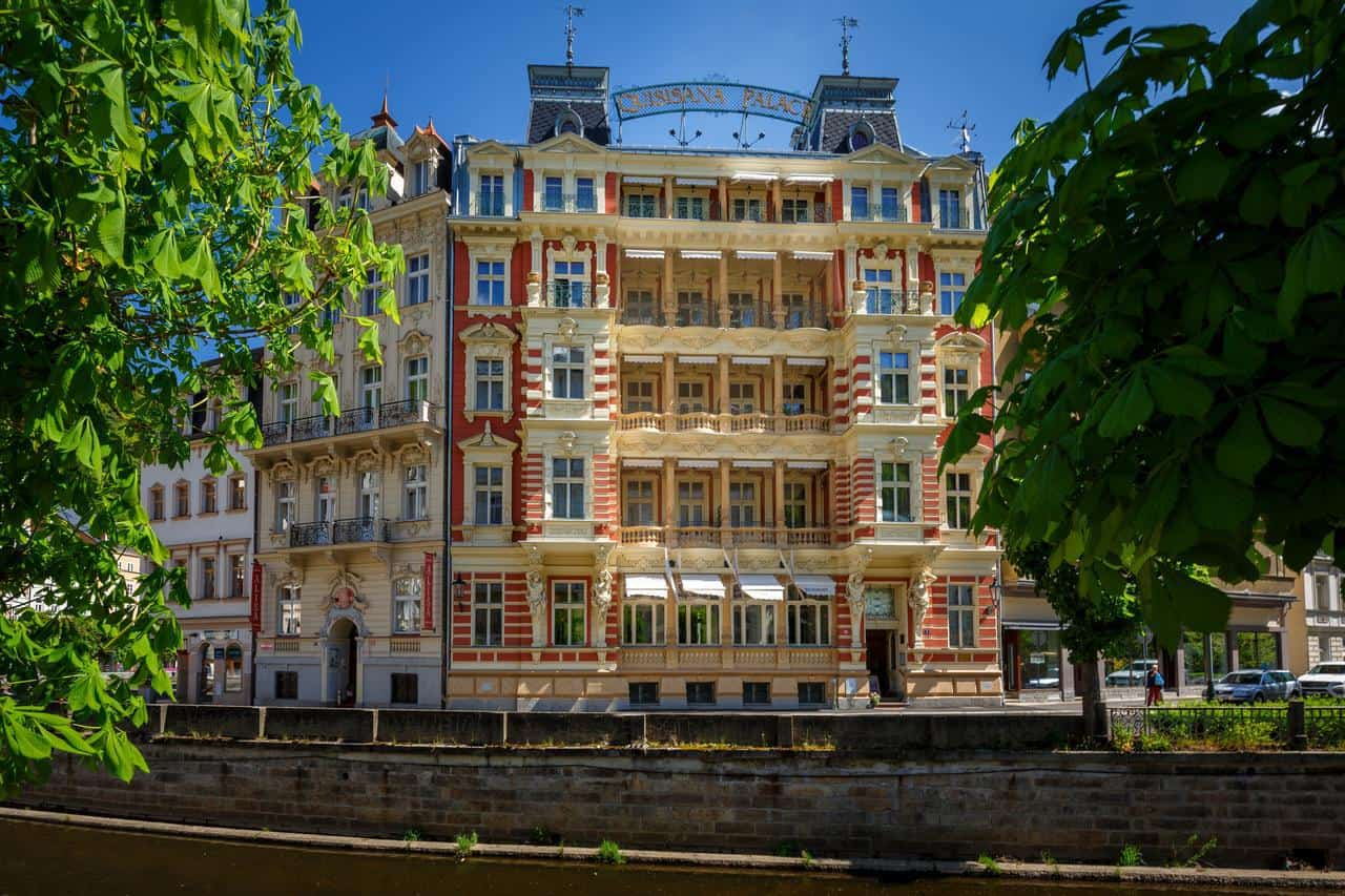 Quisisana Palace Karlovy Vary 1