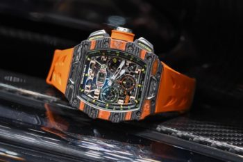 Richard Mille RM 11-03 McLaren Automatic Flyback 2