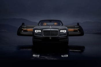 Rolls-Royce Wraith Luminary Edition 5