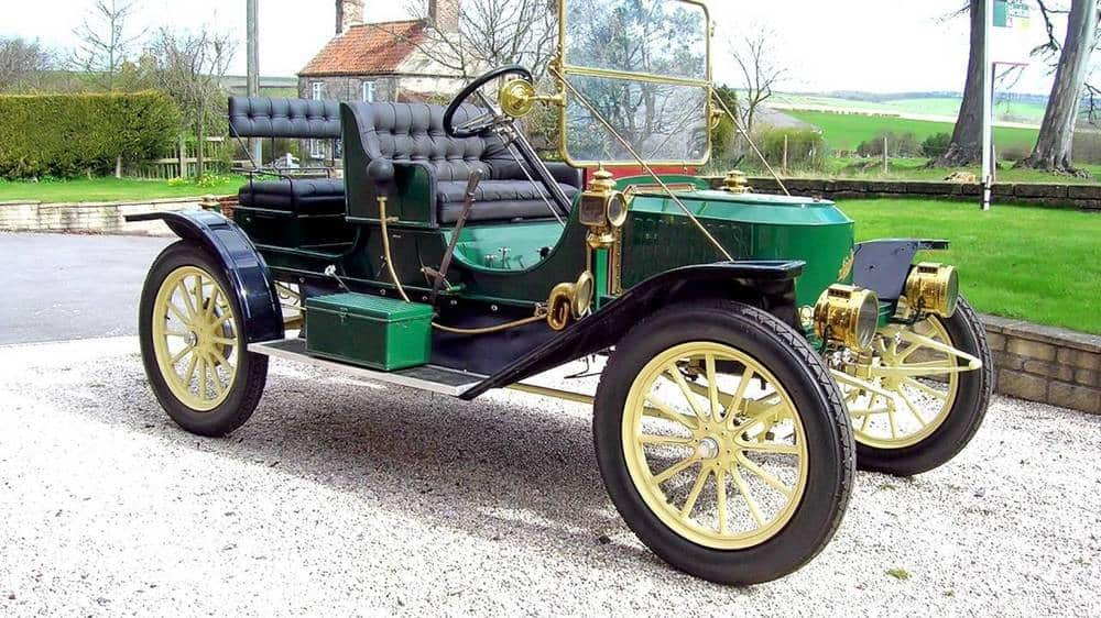 Stanley Runabout