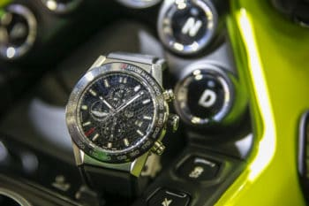 TAG Heuer Carrera Heuer 01 Aston Martin 1