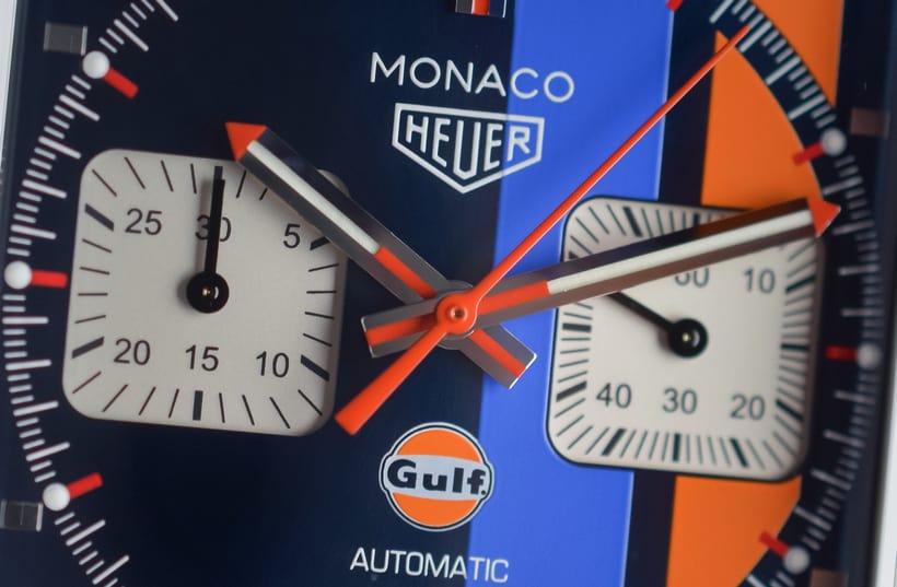 TAG Heuer Monaco Gulf 2018 Special Edition