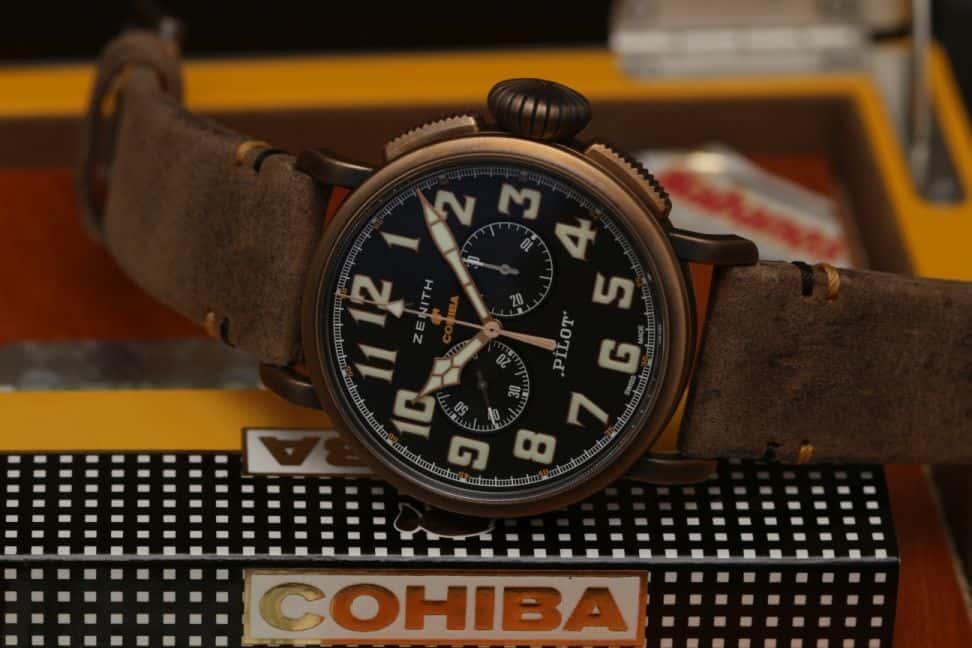 Zenith Pilot Type 20 Chronograph Cohiba-Maduro 5 1