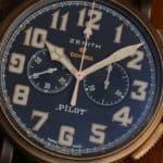 Zenith Pilot Type 20 Chronograph Cohiba-Maduro 5 3