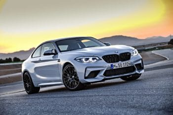 2019 BMW M2 Competition 1