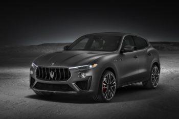 2019 Maserati Levante Trofeo 1