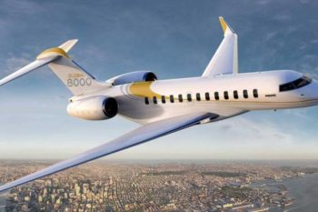Bombardier Global 7000 1