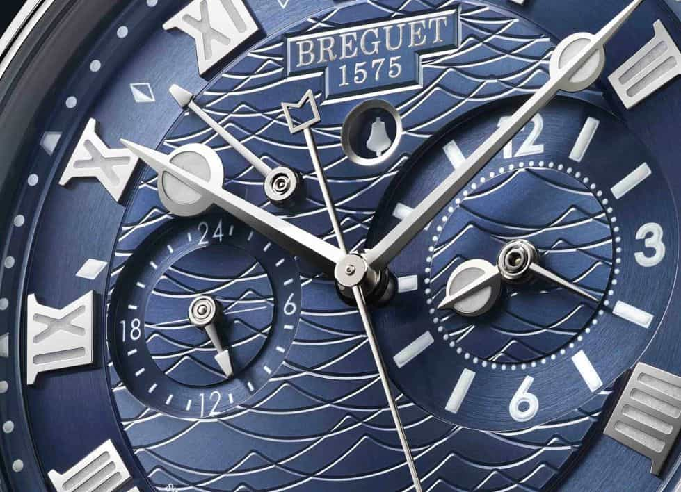 Breguet Marine Musical Alarm 5547 1