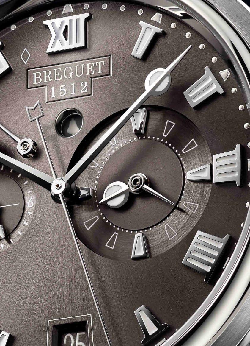 Breguet Marine Musical Alarm 5547 5