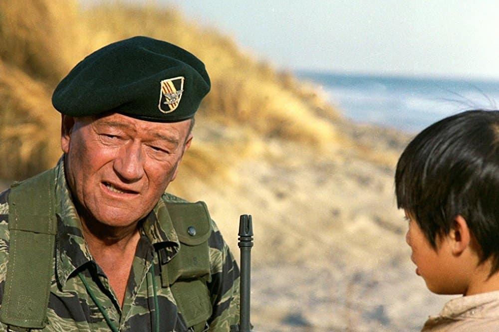John Wayne's Costume Hat from The Green Berets