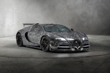 Mansory Bugatti Veyron Vivere 1