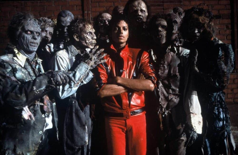 Michael Jackson's costume from Thriller