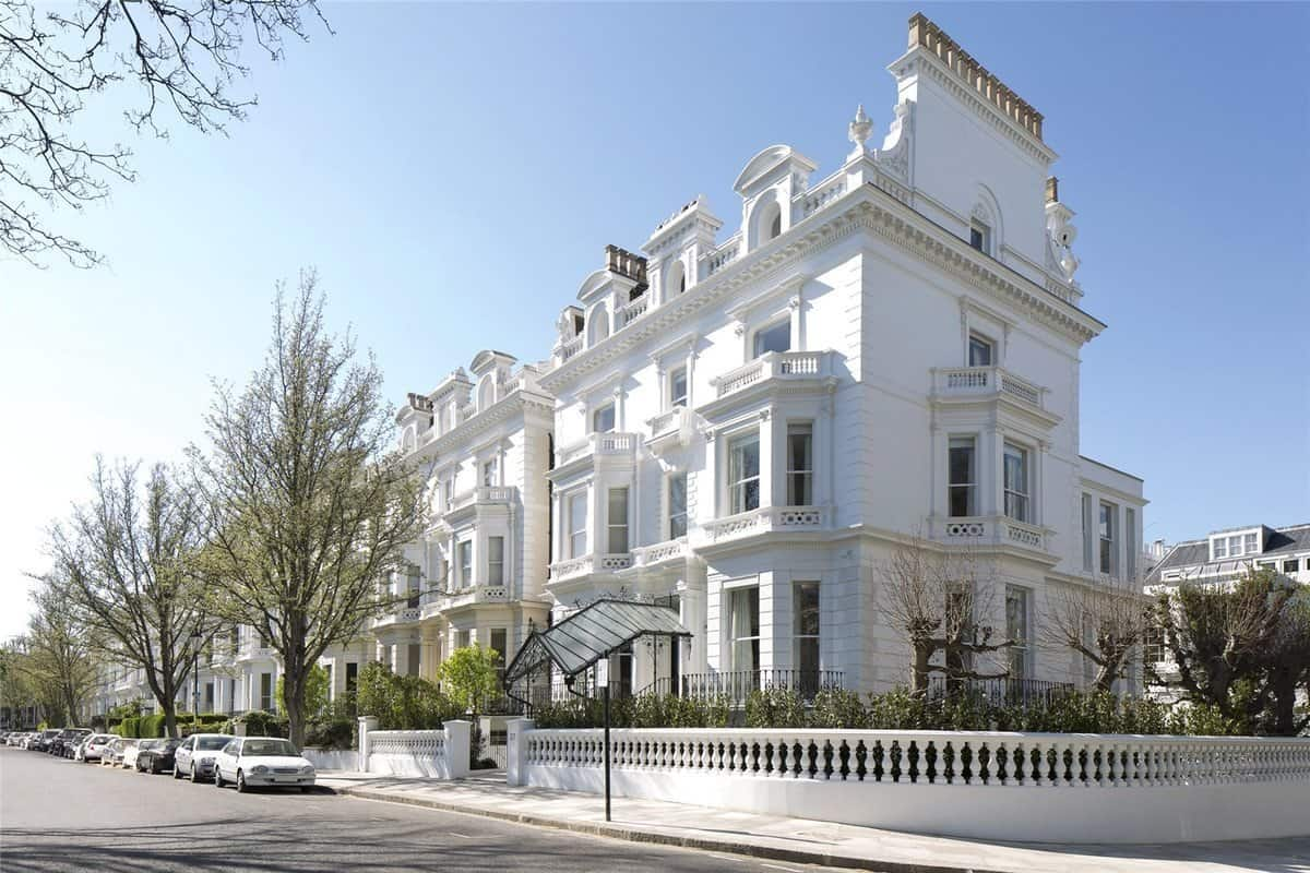 This spectacular notting hill home is looking for a new owner for House notting hill