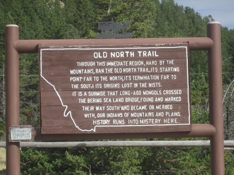 Old North Trail