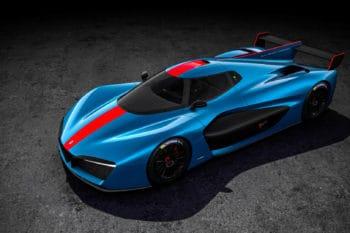 Pininfarina H2 Speed Hydrogen 1