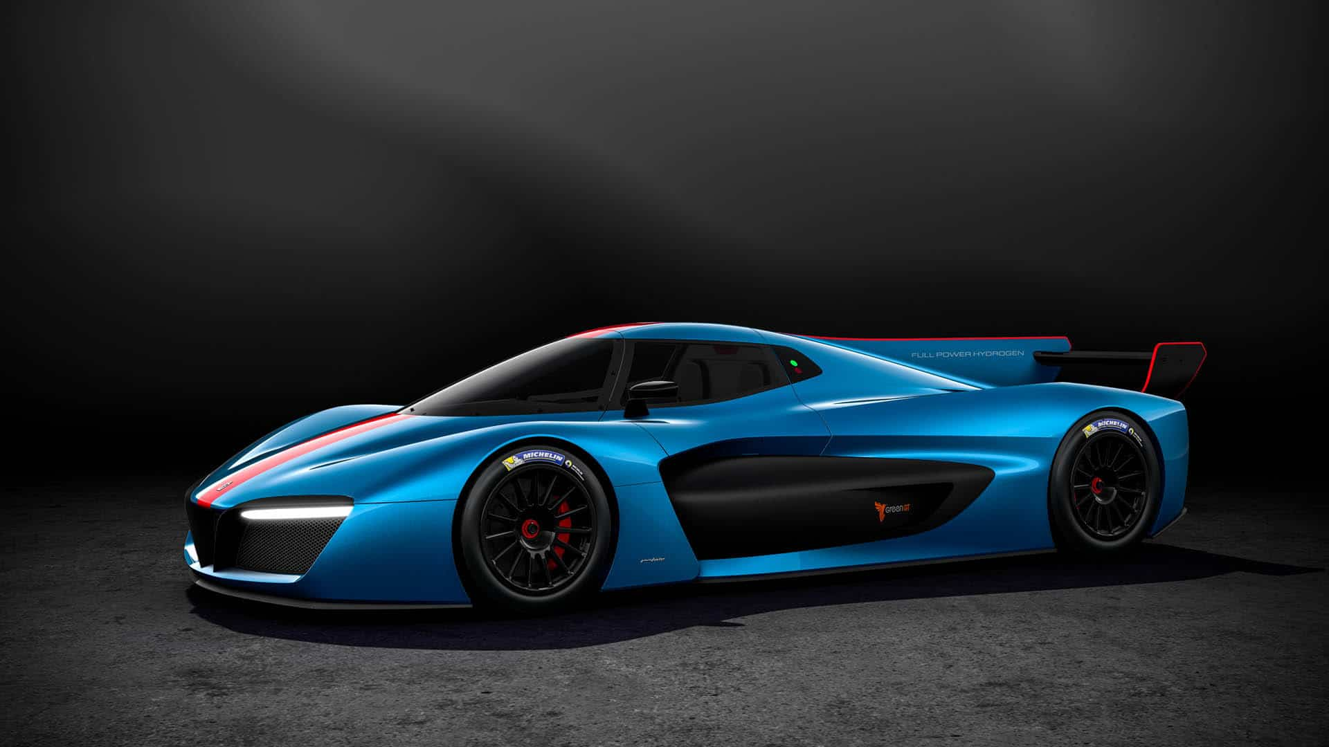 Pininfarina H2 Speed Hydrogen