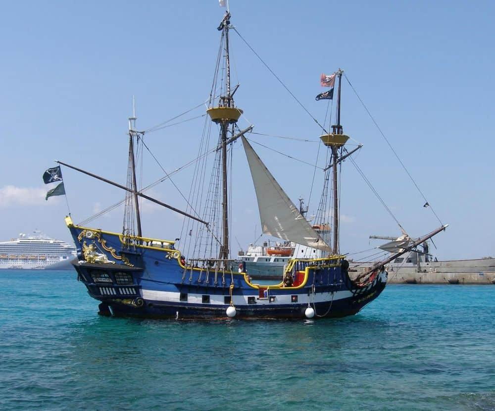 Pirate Cruise cayman