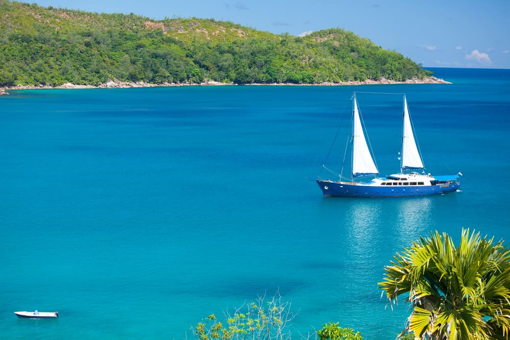 Le isole Seychelles